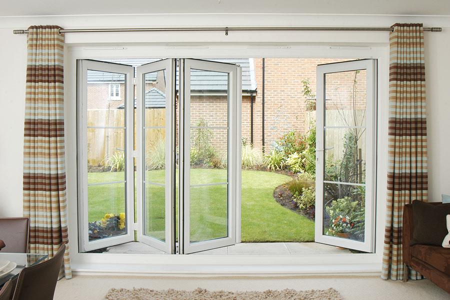 Bifold Doors, Sudbury, Suffolk