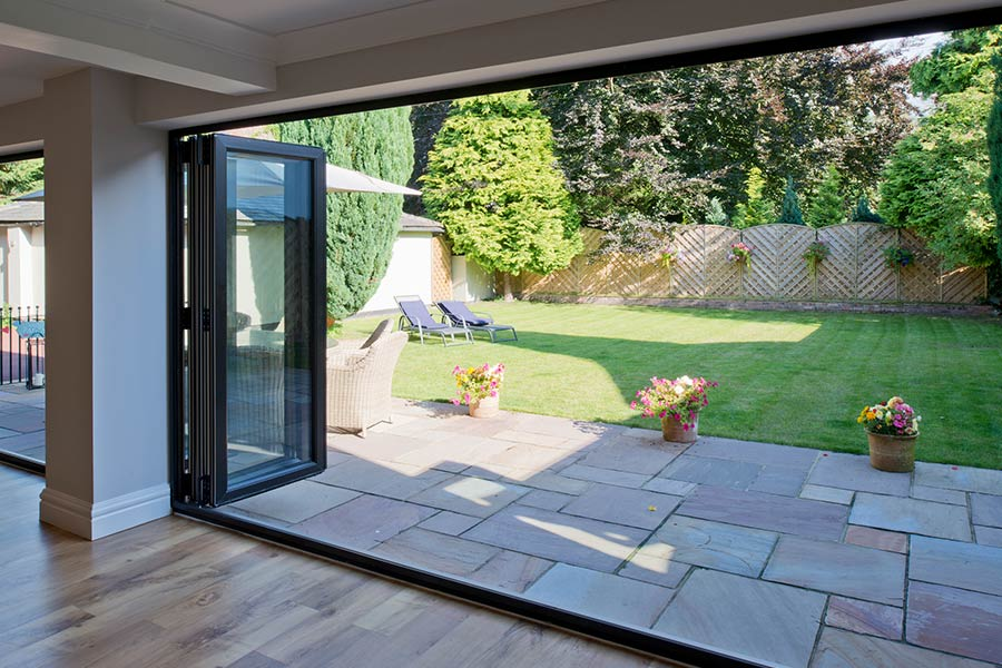 Bi Fold Door Installers, Sudbury, Suffolk