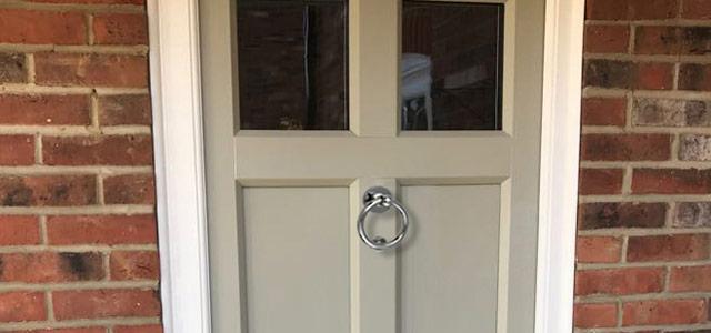 Heritage Style Doors, Bespoke Doors, Suffolk